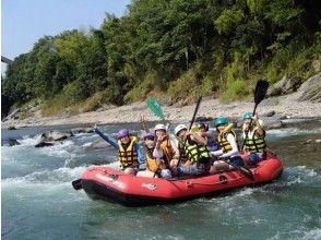 [Nara Yoshino] Nara Yoshino-half-day rafting