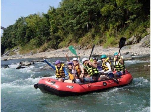 Sha La Rafting (Shara rafting)