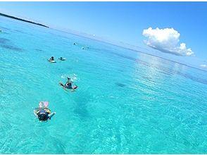 【沖縄・小浜島】美ら海シュノーケリング半日コースの画像