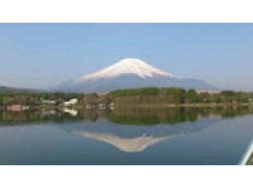 [Yamanashi Yamanakako] while watching Mount Fuji! Stand up paddle boat experience (60 minutes) [am]の紹介画像
