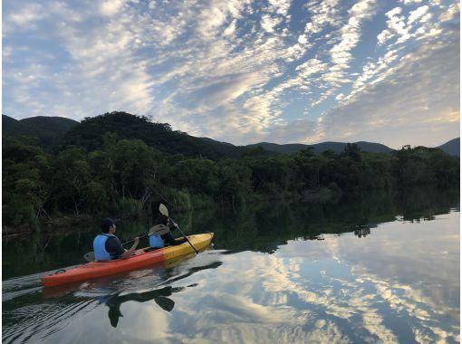 【鹿児島・奄美大島】サンセットマングローブカヌー体験(貸切可)の紹介画像