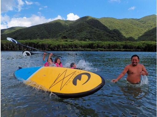 【鹿児島・奄美大島】SUPでマングローブのんびりツアー★貸切可★の紹介画像