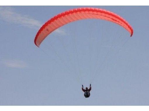 【長野・姫木平】夢の空中散歩が楽しめる「パラグライダー1日体験プラン」手ぶらでOK!10才~