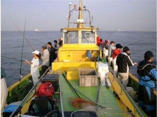【神奈川・横浜】気軽に「アジ」を釣りに行こう「半日船釣りコース」初心者・女性・お子様歓迎!手ぶらOK