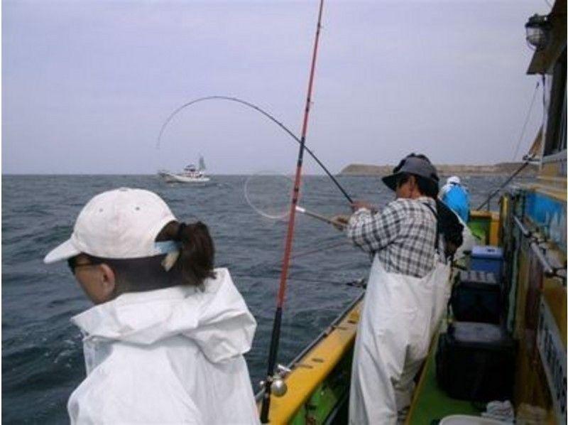 [橫濱,神奈川]推薦釣魚初學者!試圖挑戰誘惑釣魚圖像簡介(1天課程)