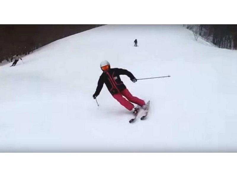 【新潟・東蒲原】スキーしっかり特訓 ※1~10名様までの紹介画像