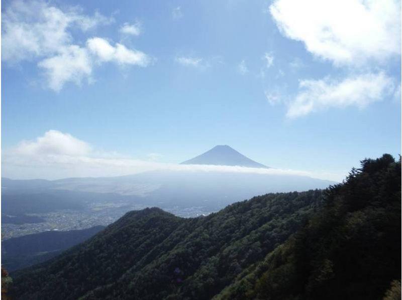 [Yamanashi Fujiyoshida] Yamanashi hyakumeizan Sants Togeyama (1786m) trekking Introduction image