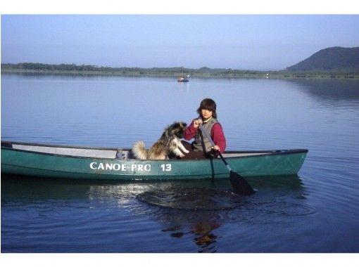 [北海道·釧路]旨在治療癒合獨木舟的課程♪Iwaboshi水閘の紹介画像