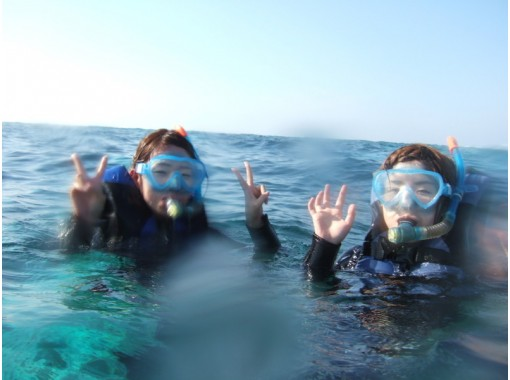 [HIS Super Summer Sale] Excellent Corona Countermeasures Store! Enjoy the beautiful world of the Blue Cave leisurely! Snorkelingの紹介画像