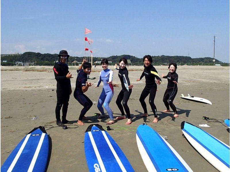 【茨城・大洗海岸】サーフィンレベルアップコース!(初級〜上級)※当店以外で購入した自艇持込の方向けの紹介画像