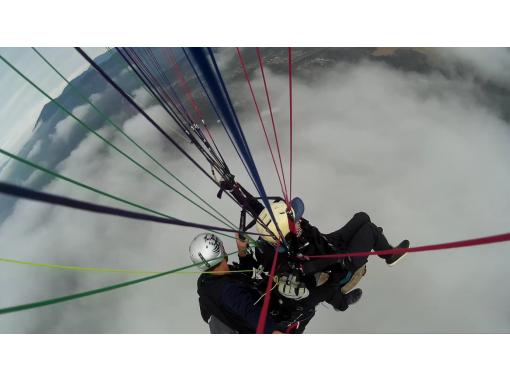 【愛媛・内子町】大空への夢を叶えるパラグライダー「タンデム体験コース」安心のベテランインストラクターの紹介画像