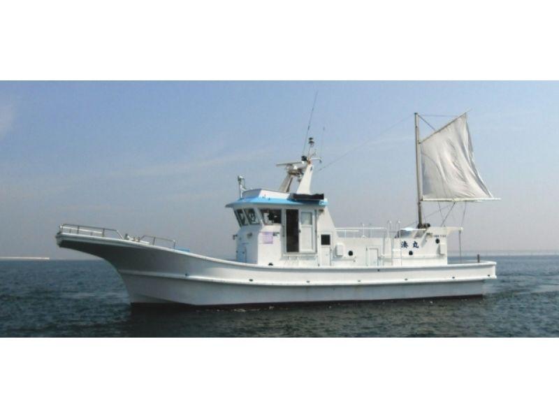 【大阪・泉南市】大阪湾で漁師気分が味わえる!「底引き網漁」体験プランの紹介画像
