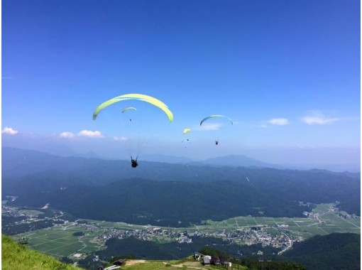 【茨城・つくば】高い所から飛んでみたい!中級ライセンスNP証取得コース