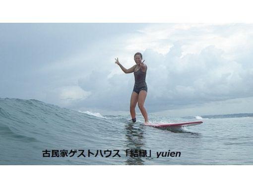 【沖縄・沖縄その他離島】経験豊富のオーナーが案内します!サーフィン体験!