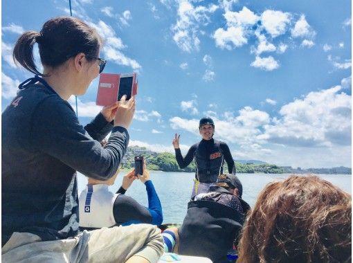 【福岡・海の中道】初めての方向け★レンタル込み★ウェイクボード初心者コース