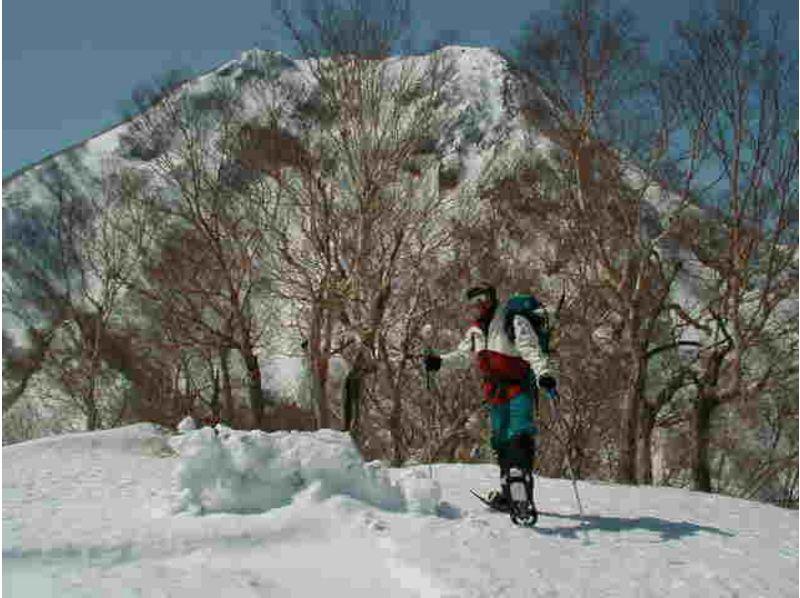【新潟・妙高高原】妙高山麓スノーシュートレッキングツアー。日帰りで雪の妙高山を散策!の紹介画像