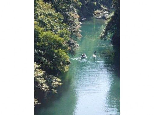 【東京・奥多摩】カナディアンカヌー