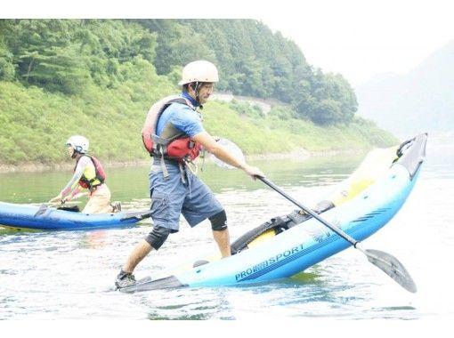 [Gunma ・ Water / Minakami] Nature Kayak Experience [Small Number of participants] (Sarugakyo Hot spring area)の紹介画像