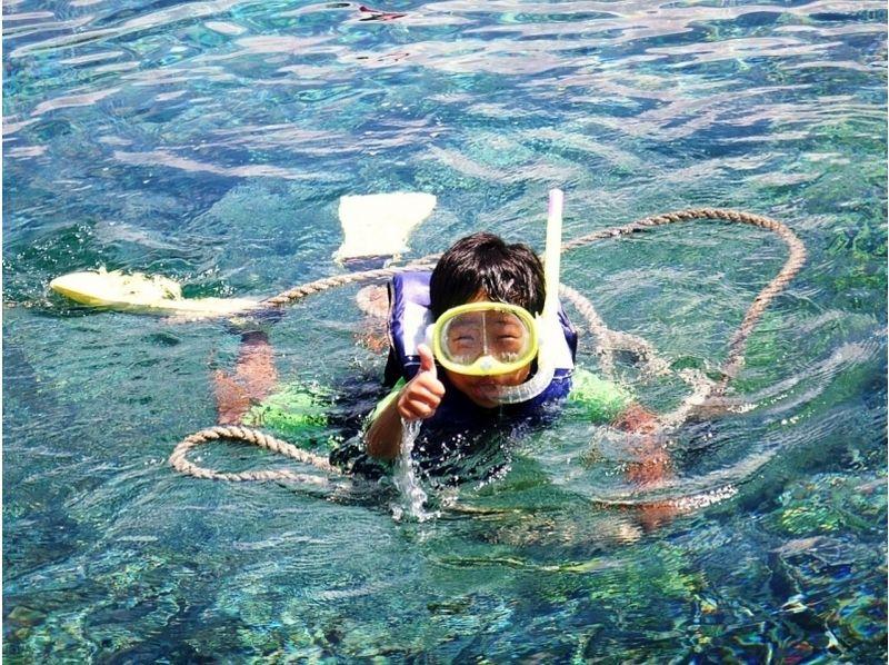 【沖縄・西表島】サンゴ礁でできた奇跡の島、バラス島でシュノーケリング(半日コース or 1日コース)の紹介画像