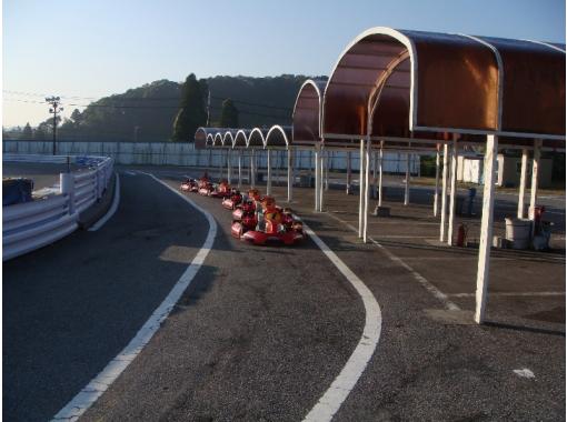【Chiba・Mobara / Togane / Kujukuri】 Experience the thrill of kart racing! Enjoy motor sports with rental karts!の紹介画像
