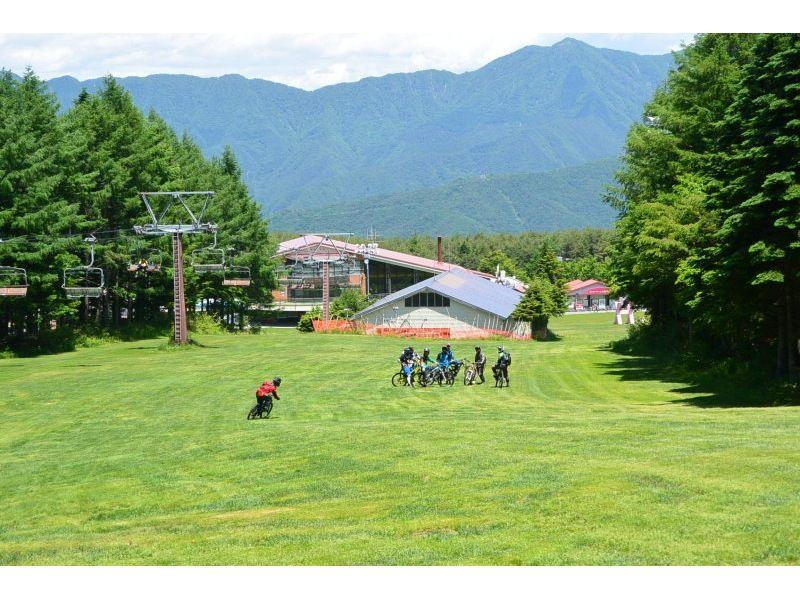 【山梨・富士山】富士山をマウンテンバイクで駆ける!1日コースの紹介画像
