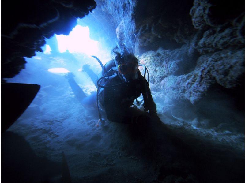 【鹿児島・奄美大島】体験ダイビング(半日コース)の紹介画像