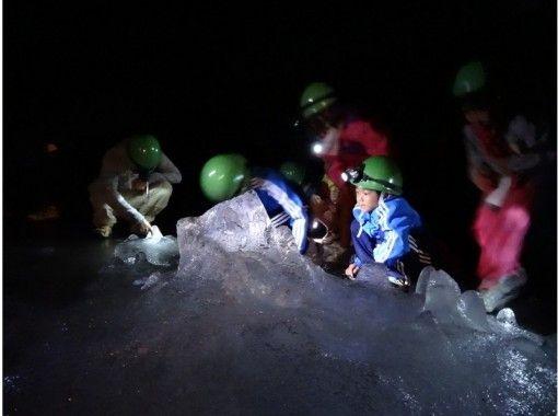 青木ヶ原樹海と富士山火山洞窟アドベンチャー『生命力あふれる神秘の森と地底世界へ』※プライベートツアー