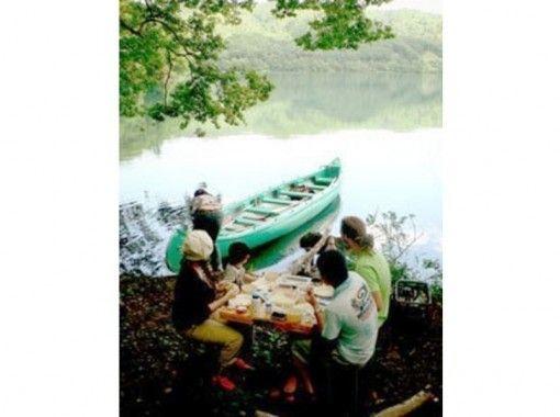 [Nagano / Omachi City Canoe] Lake Aoki Boyager Canoe de Experimental Tour [Lunch included]の紹介画像