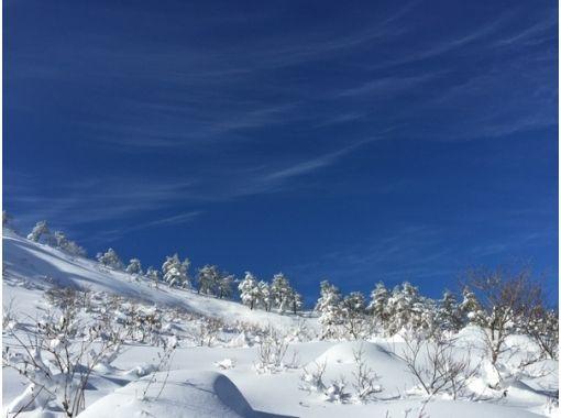 【岡山・蒜山】大山南壁や蒜山高原を眺める!三平山スノーシュー登山