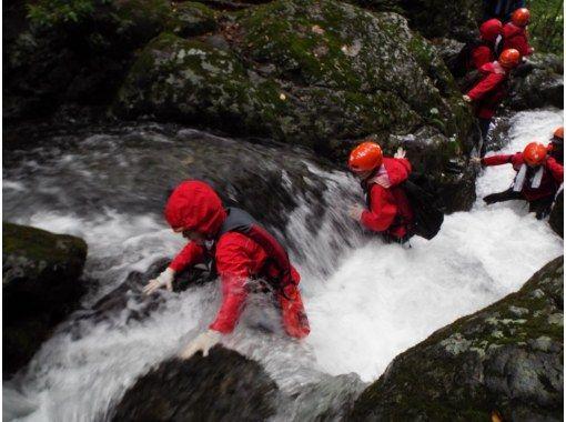 [Okayama Hiruzen] Yamano Valley River trekking adventure into the world of excitement and surpriseの紹介画像