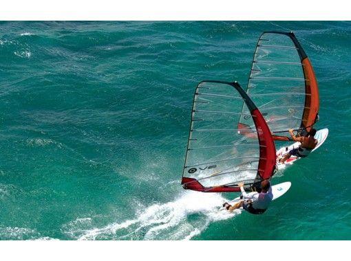 【滋賀県 琵琶湖 3日間じっくりと!】本格的に始めたい!ウインドサーフィン3回マスターコース