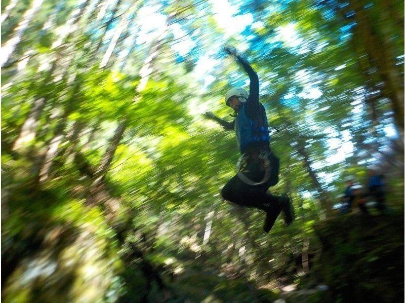 [Okutama canyoning] integrated with nature! Introduction to image