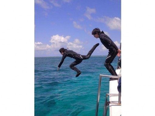 [Okinawa ・ Miyakojima Feel free to try! Yae Yose (Yavie)half-day boat Snorkeling Toursの紹介画像
