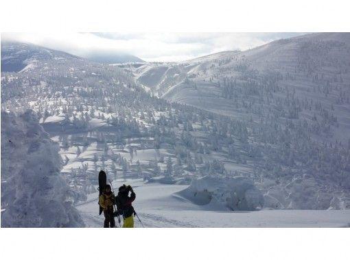 【青森・八甲田】ガイドの案内で八甲田で樹氷を見よう!スノーシューツアー(約3時間歩行)