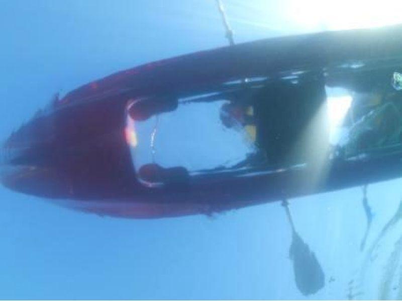[Hokkaido Chitose Shikotsuko] clear kayak tour of the introduction image
