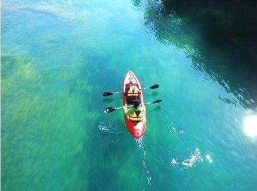 【北海道・支笏湖】クリアカヤックツアー (春・夏) 11年連続水質日本1位 ツアー写真プレゼント♪の紹介画像