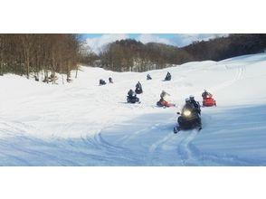OAKWOOD SNOW MOBILE LAND(オークウッドスノーモービルランド)の画像