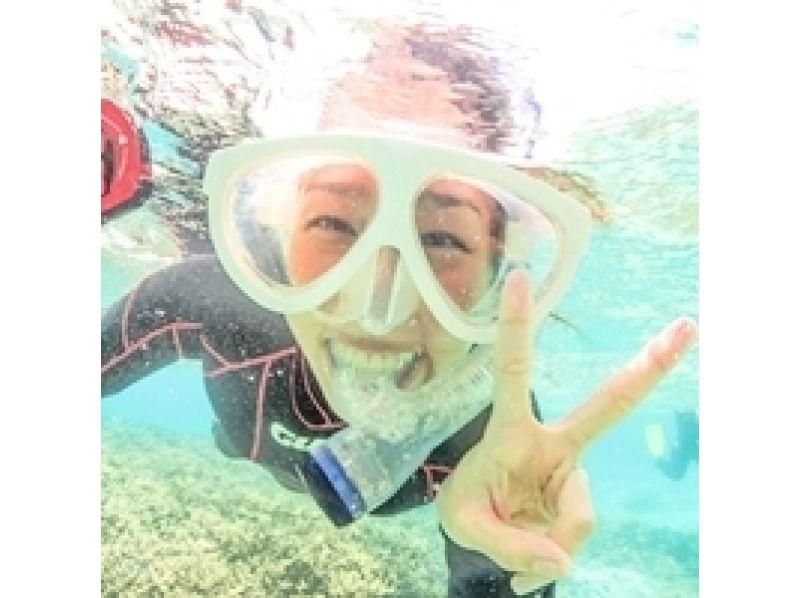 【沖縄・石垣島】マンタorウミガメシュノーケリング体験!よくばり1日コース【写真プレゼント付♪】の紹介画像