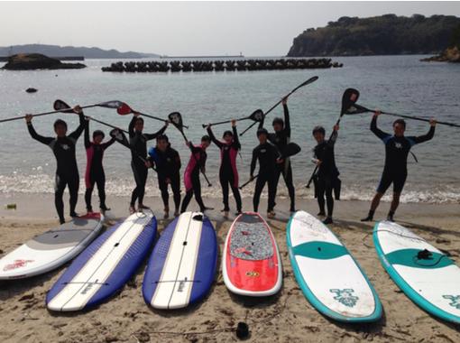 【島根・浜田】自由に海を散歩しよう!SUP(スタンドアップパドルボート)体験(90分)