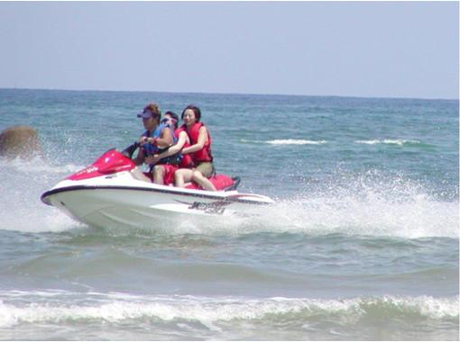 【島根・浜田】スノーボードの海上版!ウェイクボード体験(20分)