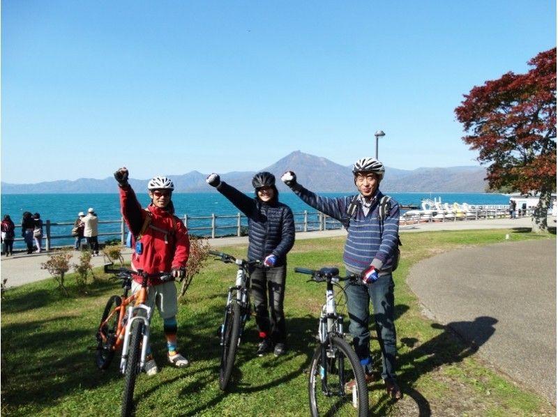 【北海道・千歳】サイクリング&川下りの千歳満喫プライベートツアー!の紹介画像