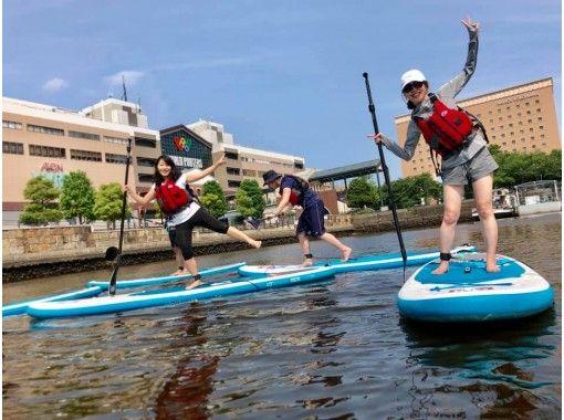 【橫濱】在港未來SUP學校橫濱挑戰水上三方吧! (初級班)!の紹介画像