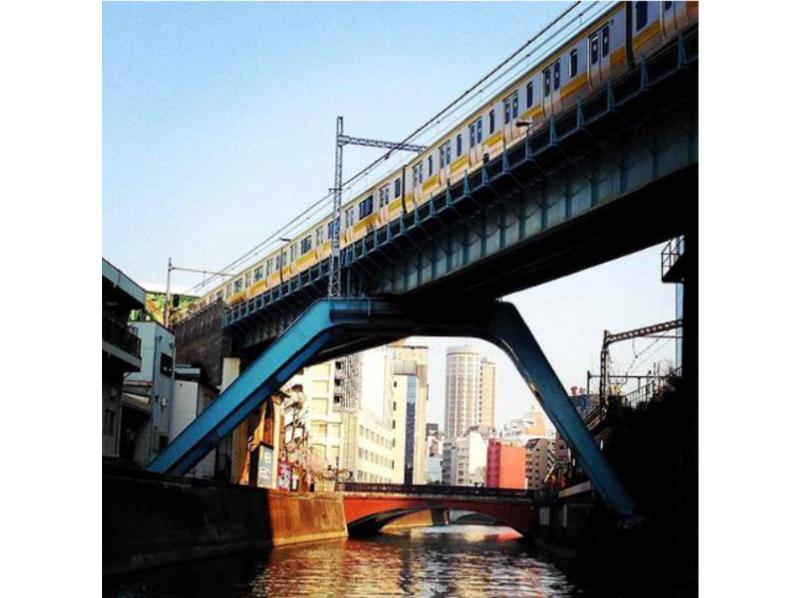 [Nihonbashi, Tokyo] Tokyo attractions packed! Nihonbashi - Sumida River ~ Kanda River Cruise <chartered-capacity 44 people> Introduction image