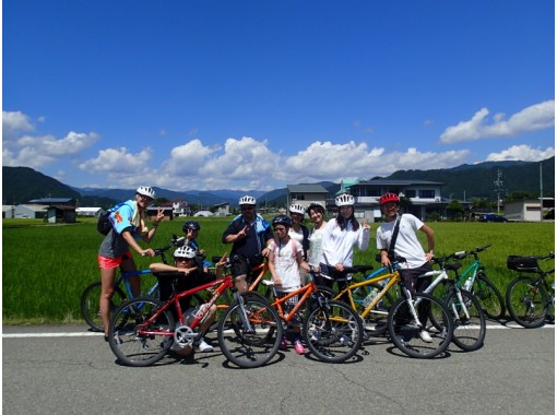 【岐阜・高山】飛騨里山サイクリング / 2時間半のハーフプラン! プライベートツアー