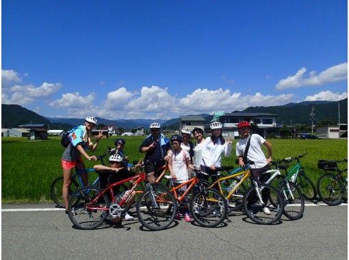 [岐阜·高山县】Hida Satoyama Cycling /半小时半计划!の紹介画像