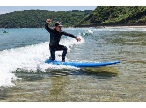 [Miyazaki / Miyakonojo] Delight Surfing School <One person can participate! > Discounts are available for simultaneous reservations for 2 or more people! Elementary and junior high school students 1000 yen discount (^の紹介画像