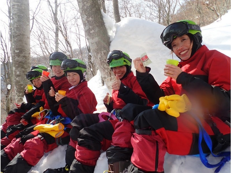 [群馬,水]世界第一!來自日本!新的體育享受粉雪!雪峽谷!介紹圖片
