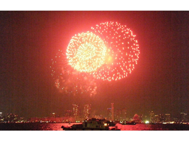 [Tokyo Odaiba] luxury cruising ♪ enjoy the Odaiba of the night view! Introduction to image