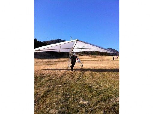 【茨城・石岡】ハンググライダースクール・A級ライセンス取得コース