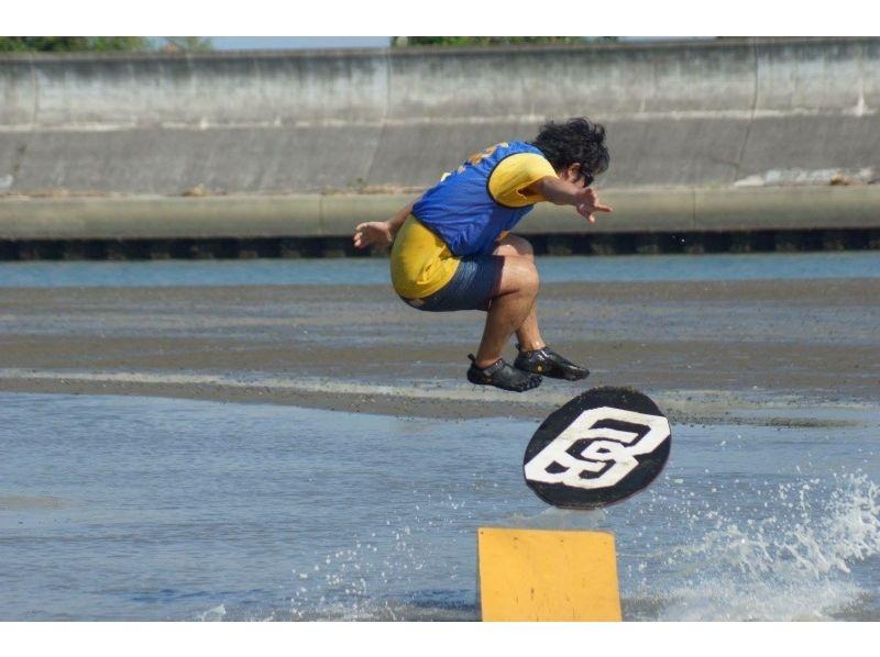 【兵庫】話題のスポーツ!スキムーボードレッスン<ビギナーコース>の紹介画像